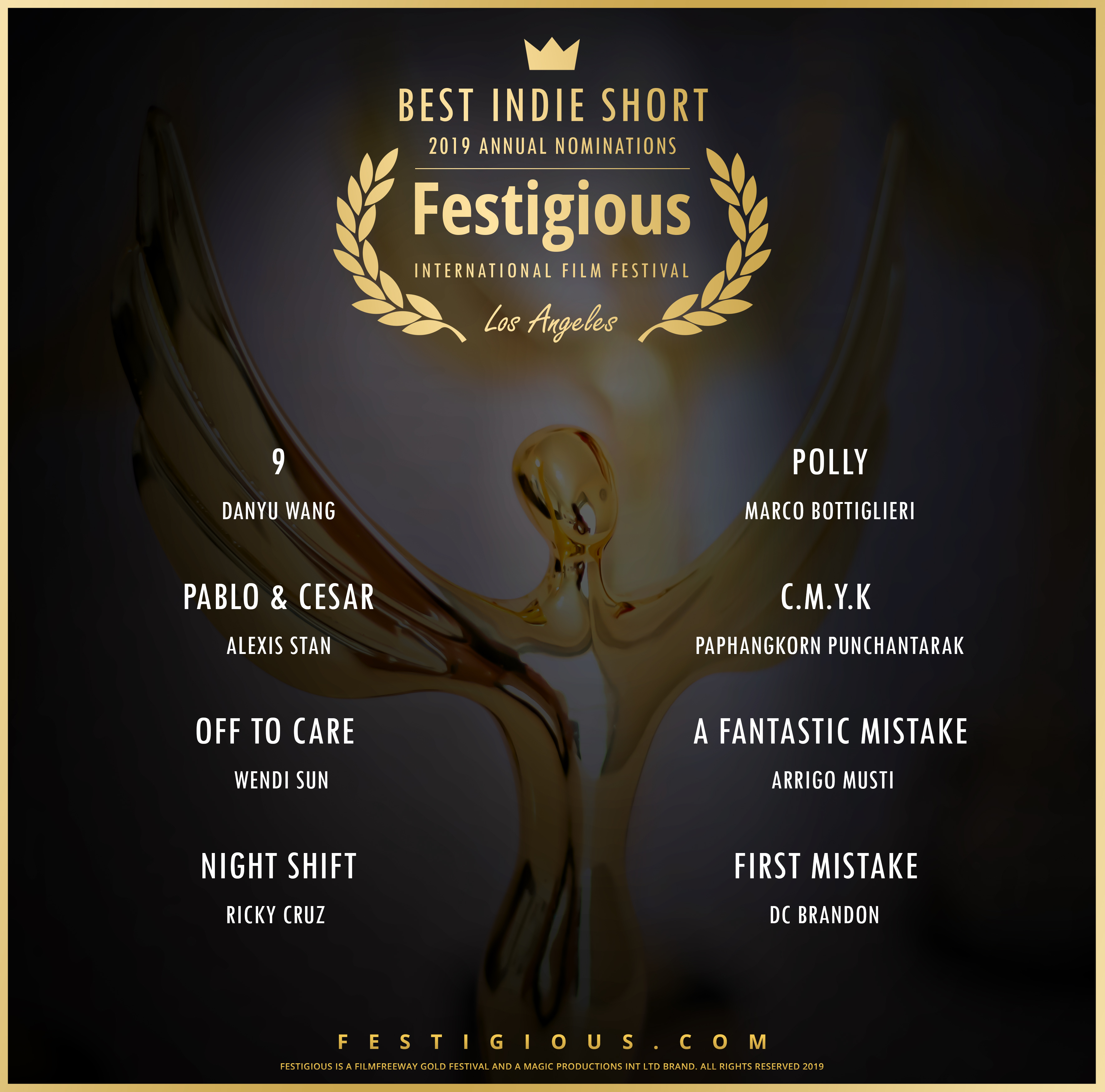 Festigious Best Indie Short