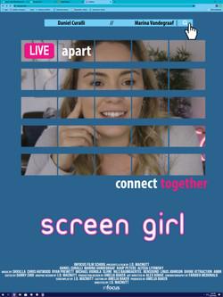 Screen Girl