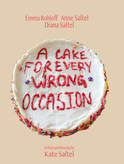 A Cake for Every Wrong Occasion Poster
