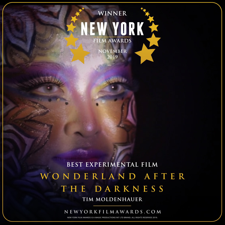 Wonderland After The Darkness design