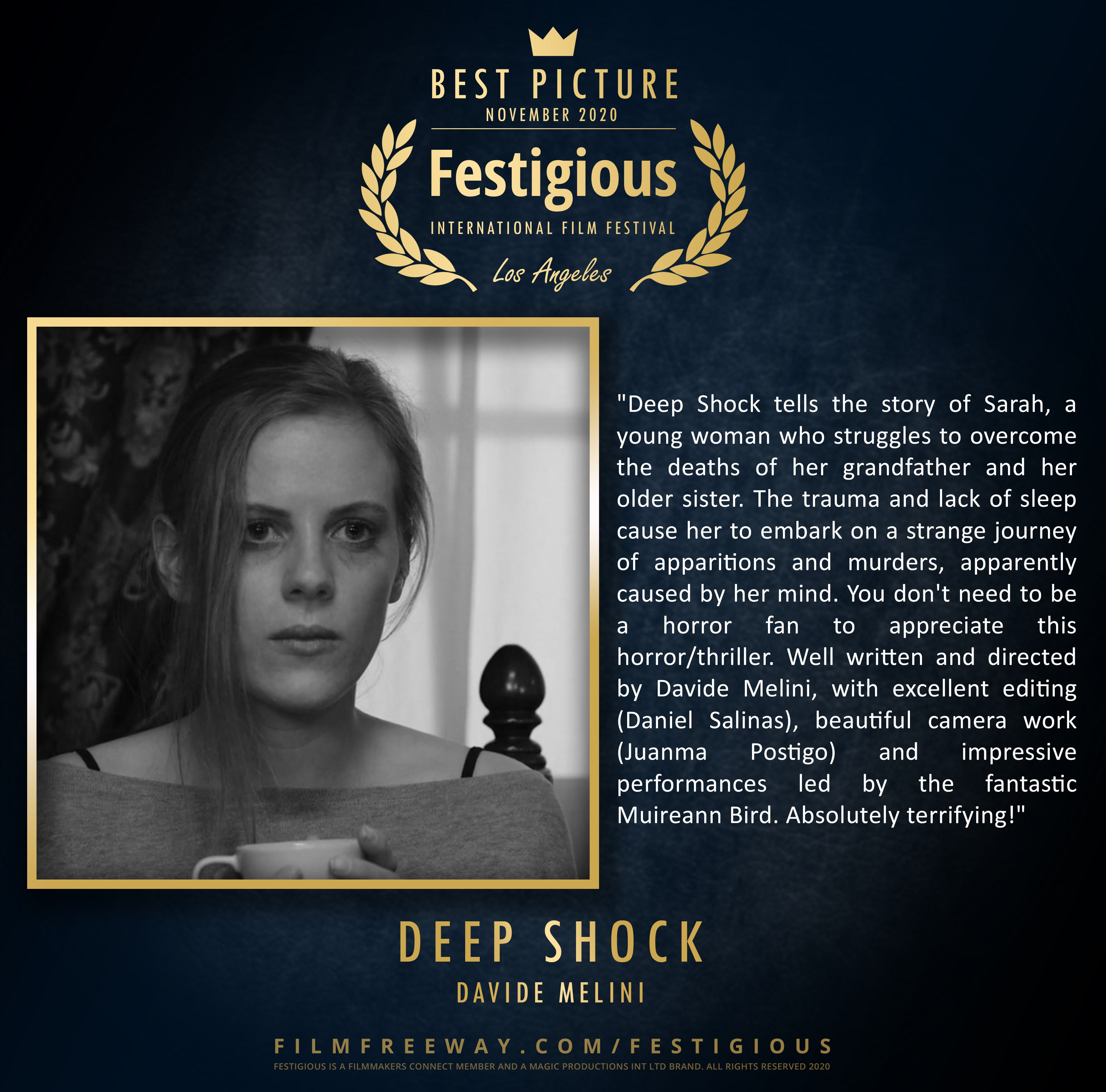 Deep Shock review