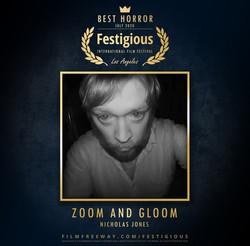 Zoom and Gloom design