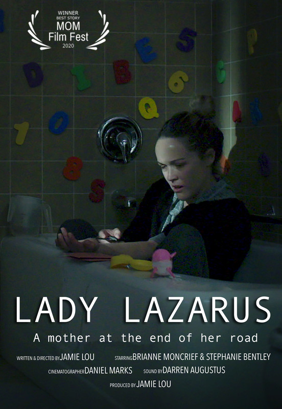 Lady Lazarus (Short Film)