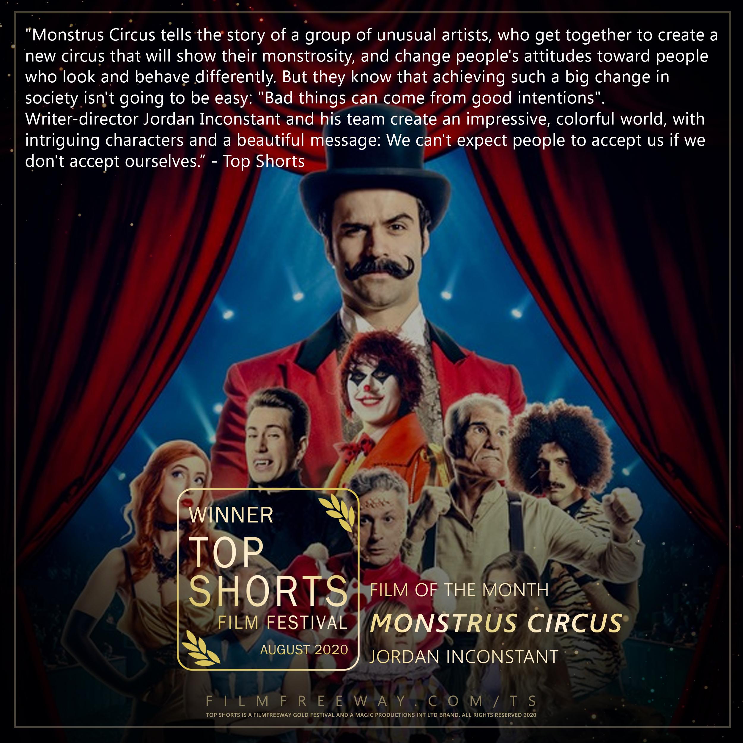 Monstrus Circus review