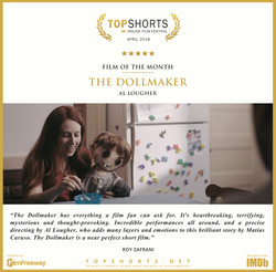 2018 04 Film of the Month - The Dollmaker