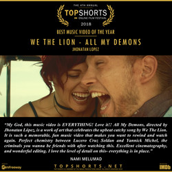 All My Demons - Best Music Video