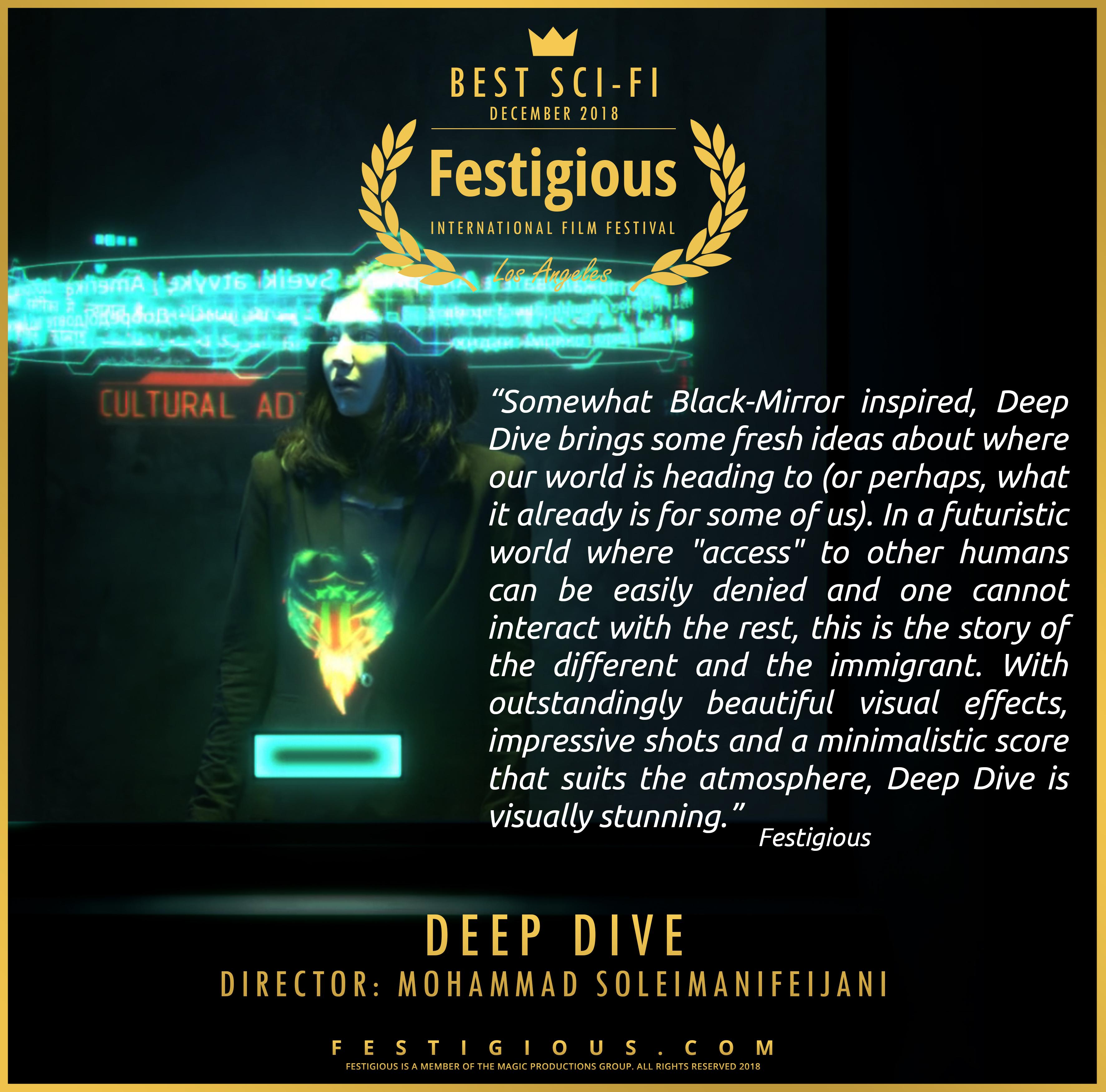 DEEP DIVE Review