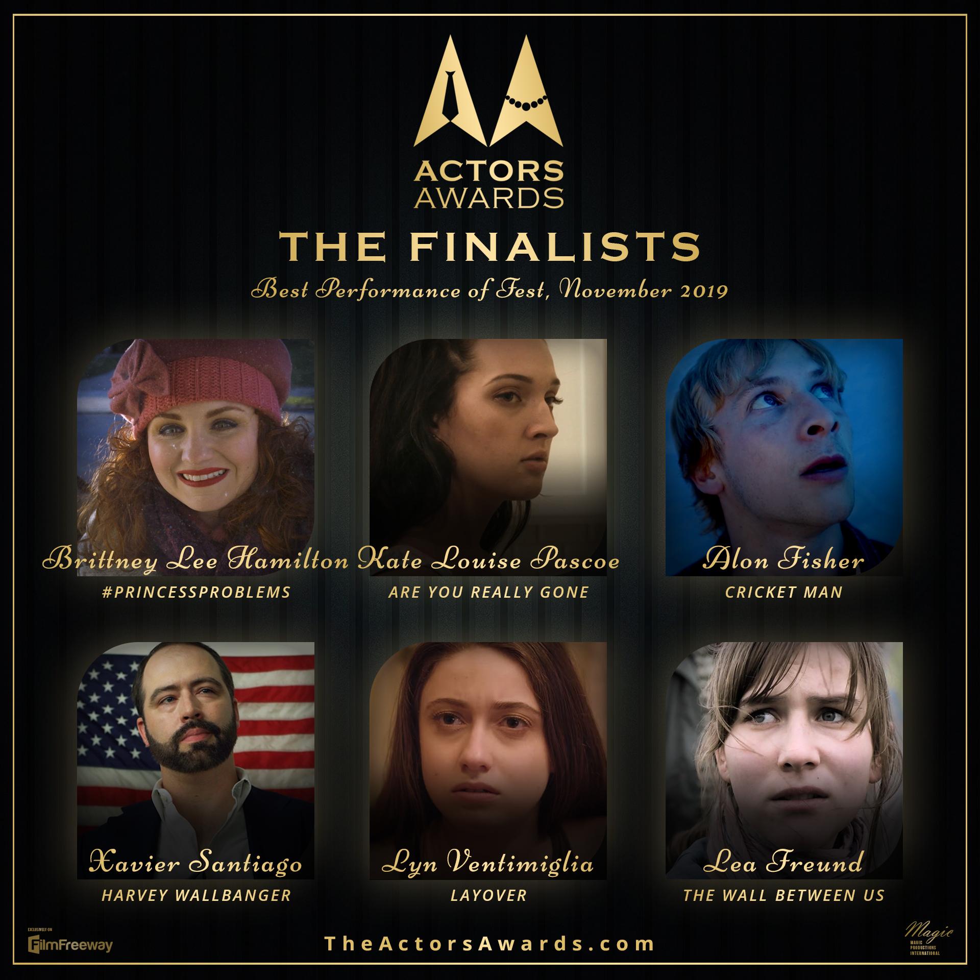 2019 11 Finalists