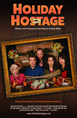 Holiday Hostage Poster
