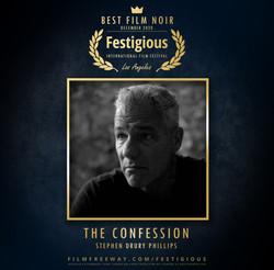 The Confession design