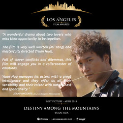 DESTINY AMONG THE MOUNTAINS - LAFA Best Picture - Review