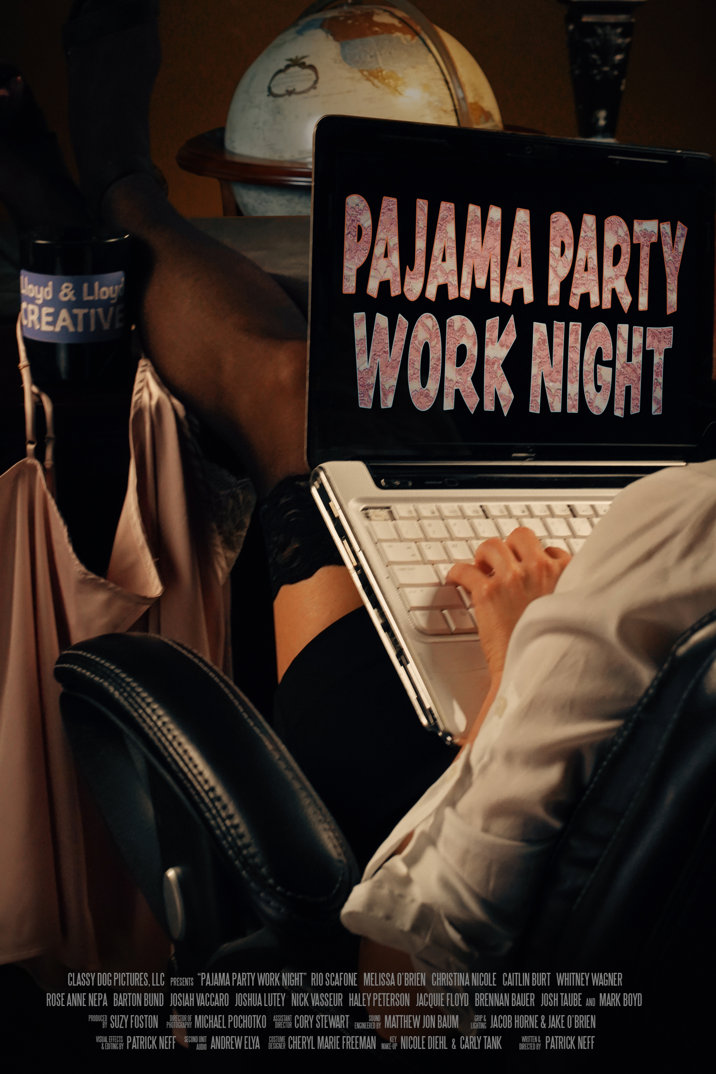 PAJAMA PARTY WORK NIGHT