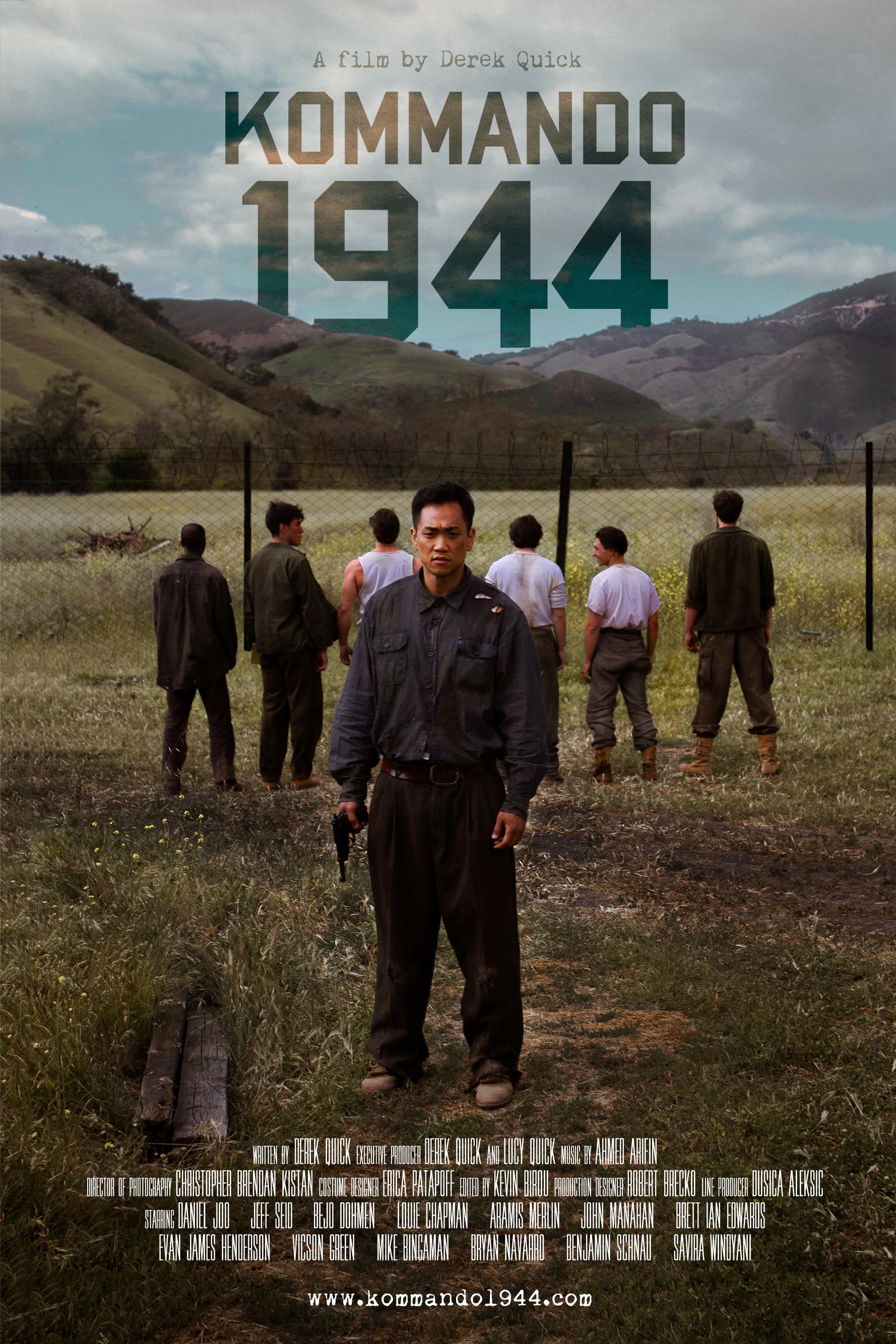 Kommando 1944 Poster Web
