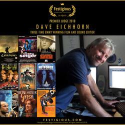 Festigious 2018 - Dave Eichhorn