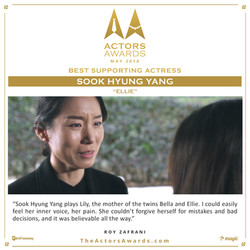 Ellie 2018 05 Best Supporting Actress