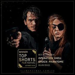 Operation Shell Shock Phantoms  design