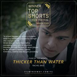THICKER THAN WATER design 2