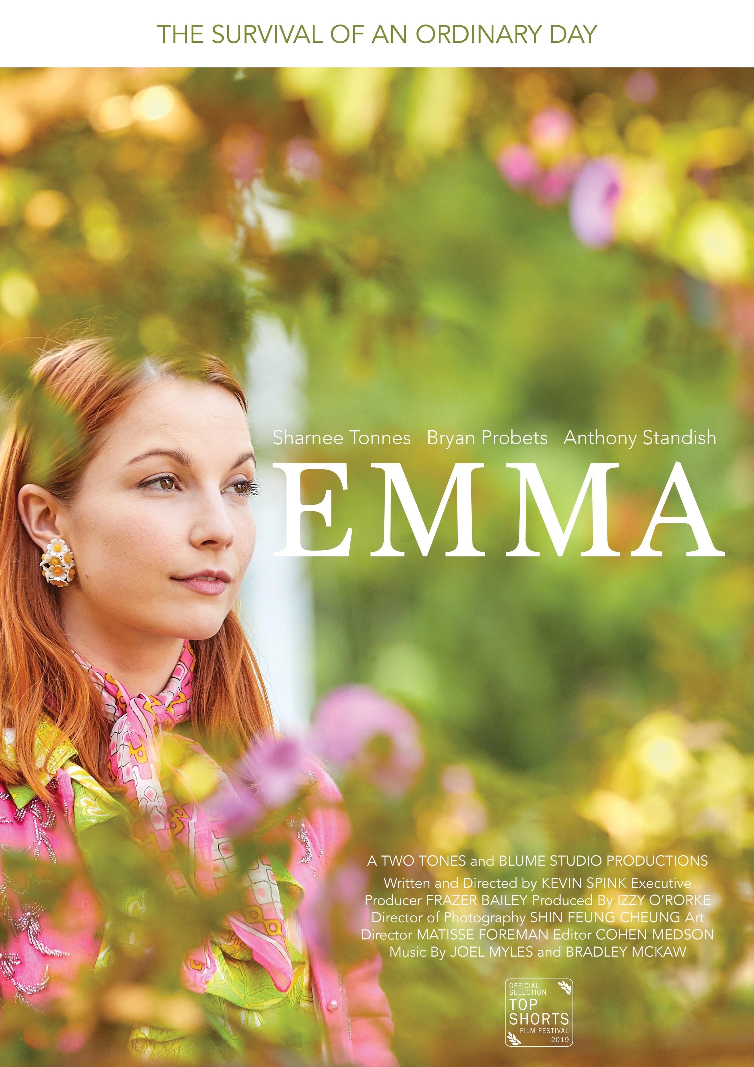 Emma Poster 2019