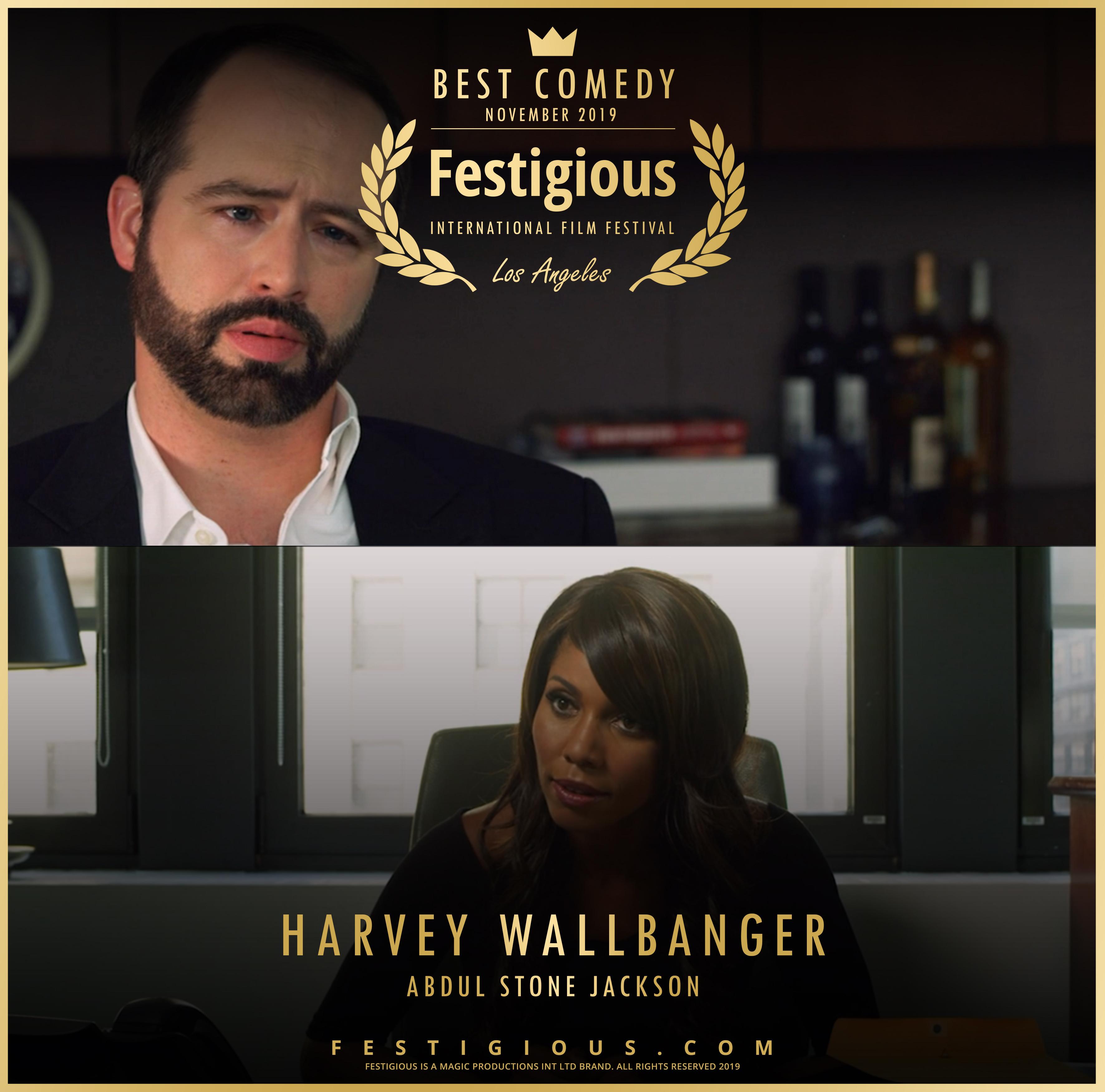 Harvey Wallbanger design