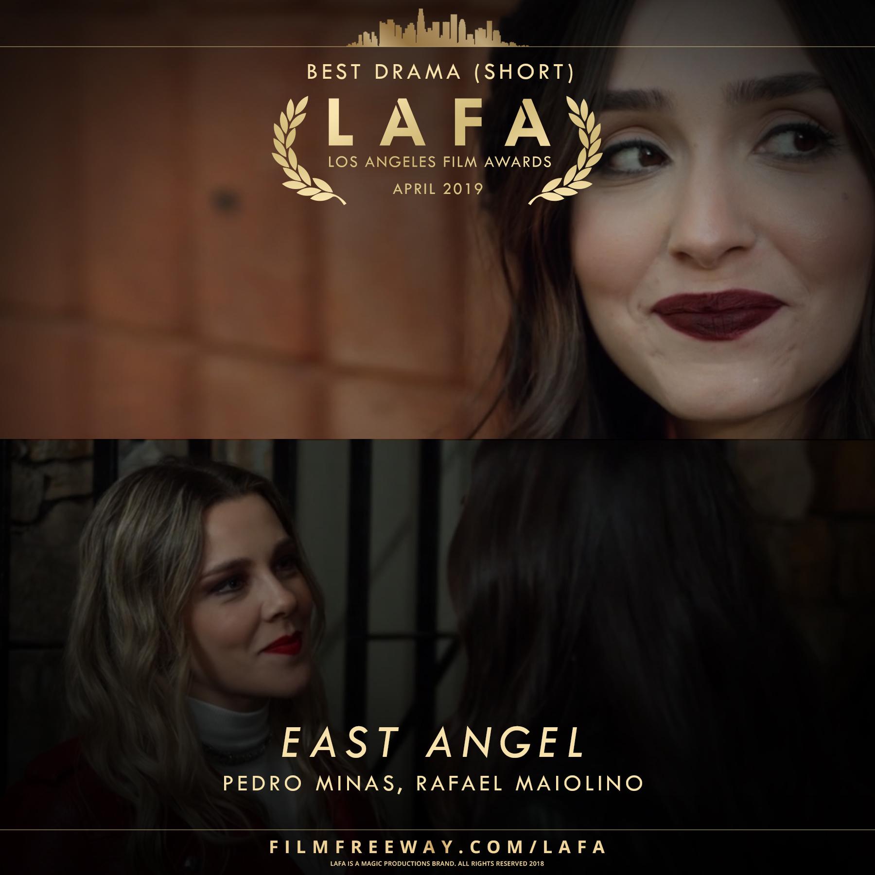 East Angel design
