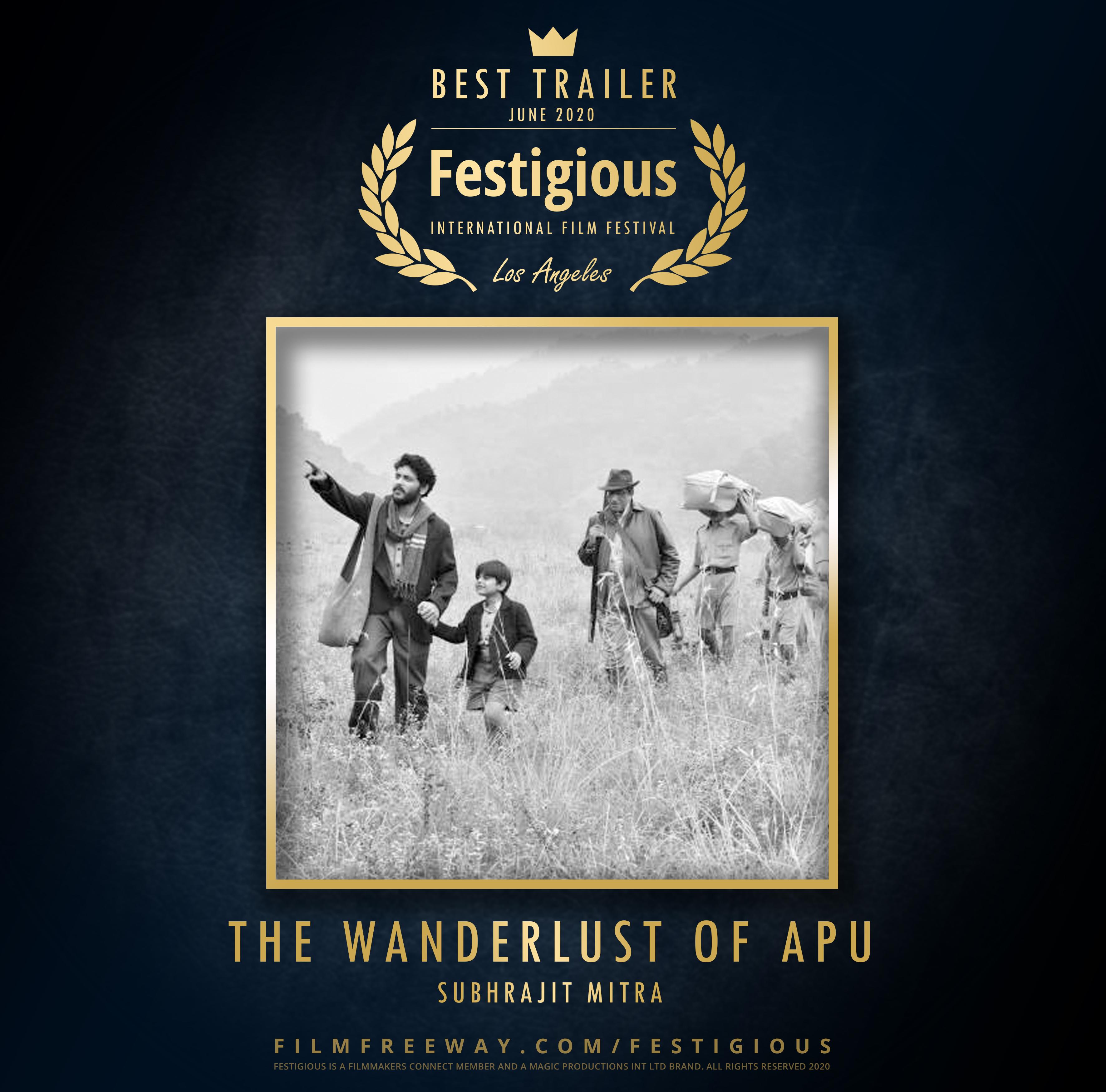 The Wanderlust of Apu