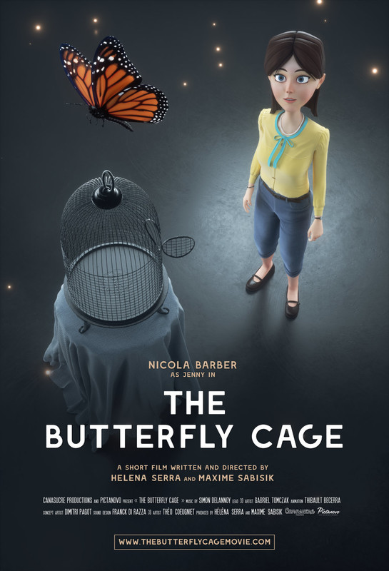 The Butterfly Cage
