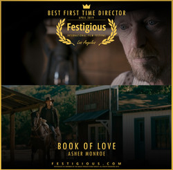 BOOK OF LOVE design