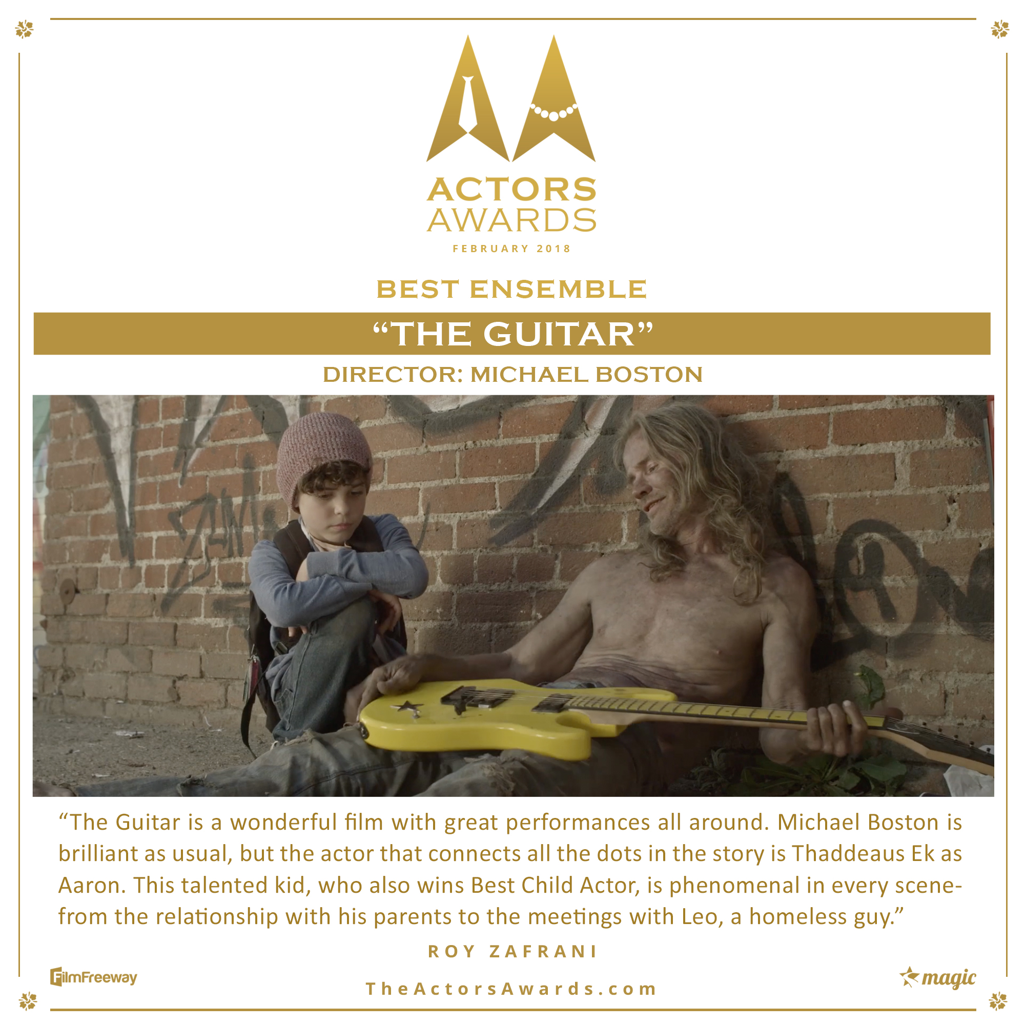 actorsawards | FEBRUARY 2018