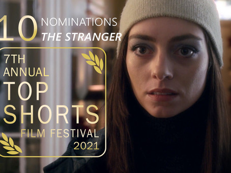 7th Annual Top Shorts 2021 Nominations Announced