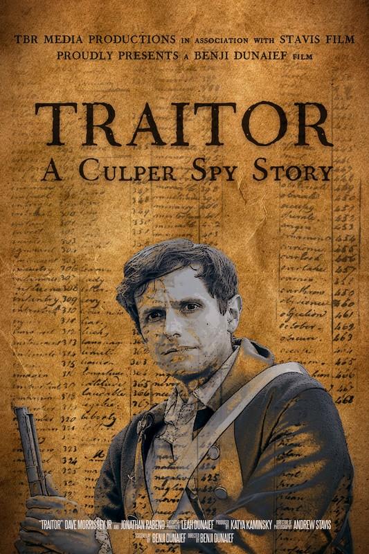 Traitor- A Culper Spy Story