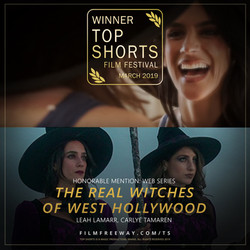THE REAL WITCHES OF WEST HOLLYWOOD desig