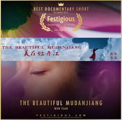 The Beautiful Mudanjiang design