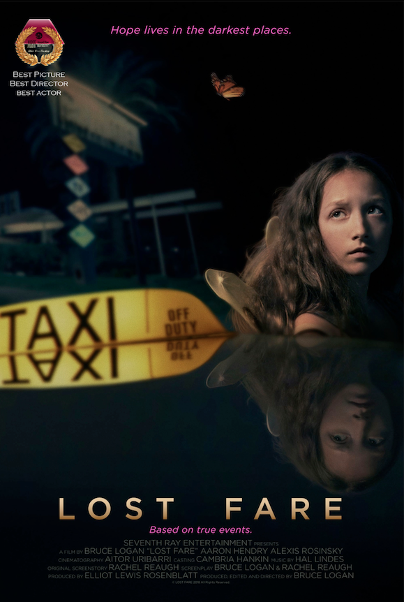 Lost Fare new poster