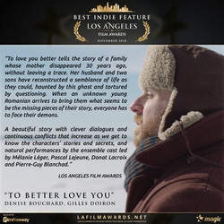TO BETTER LOVE YOU - LAFA Best Indie Fea