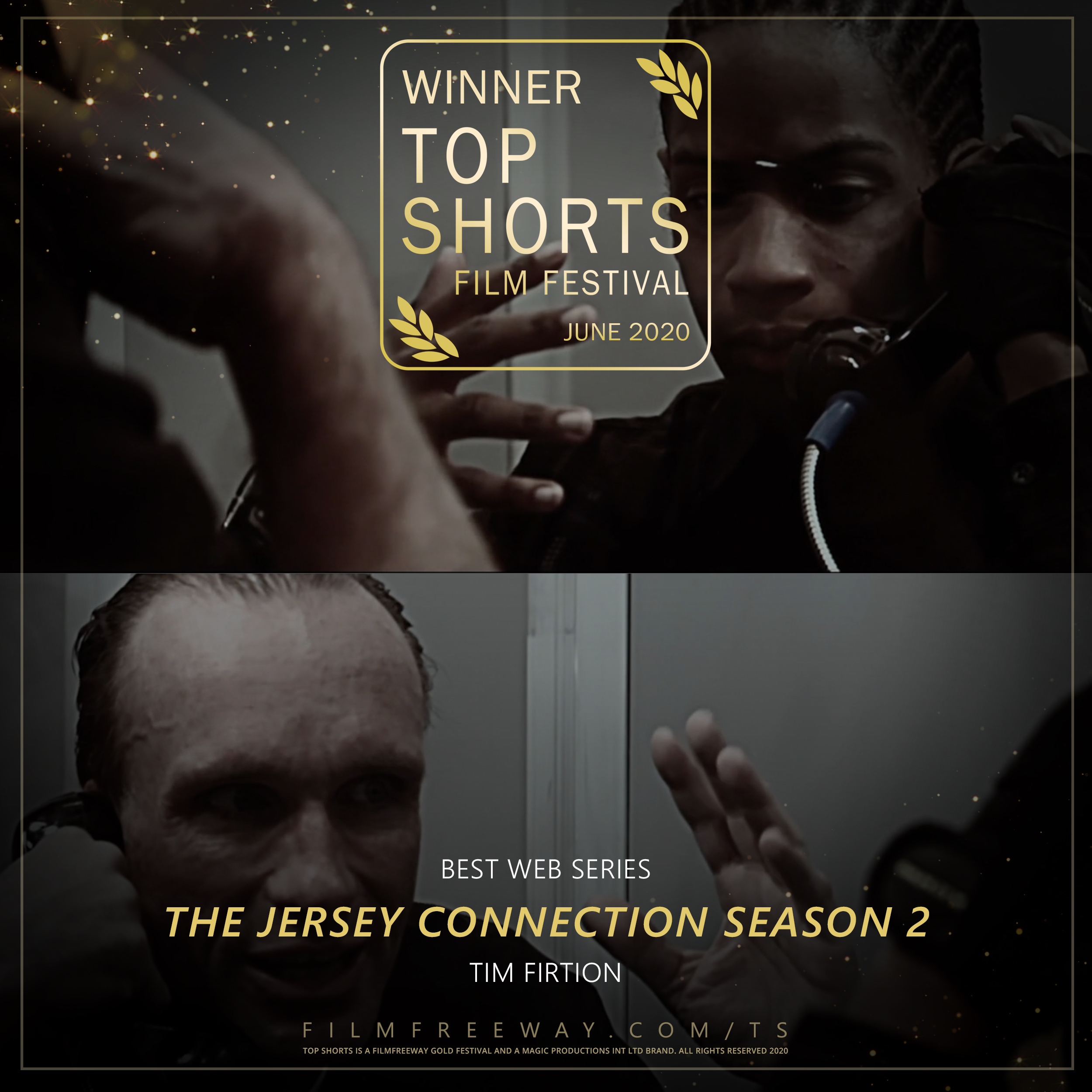 The Jersey Connection Season 2 design