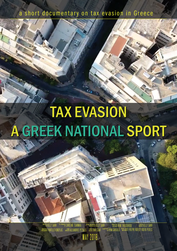 Tax Evasion- A Greek National Sport