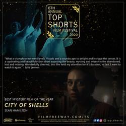 City of Shells design