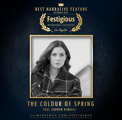 The Colour of Spring design