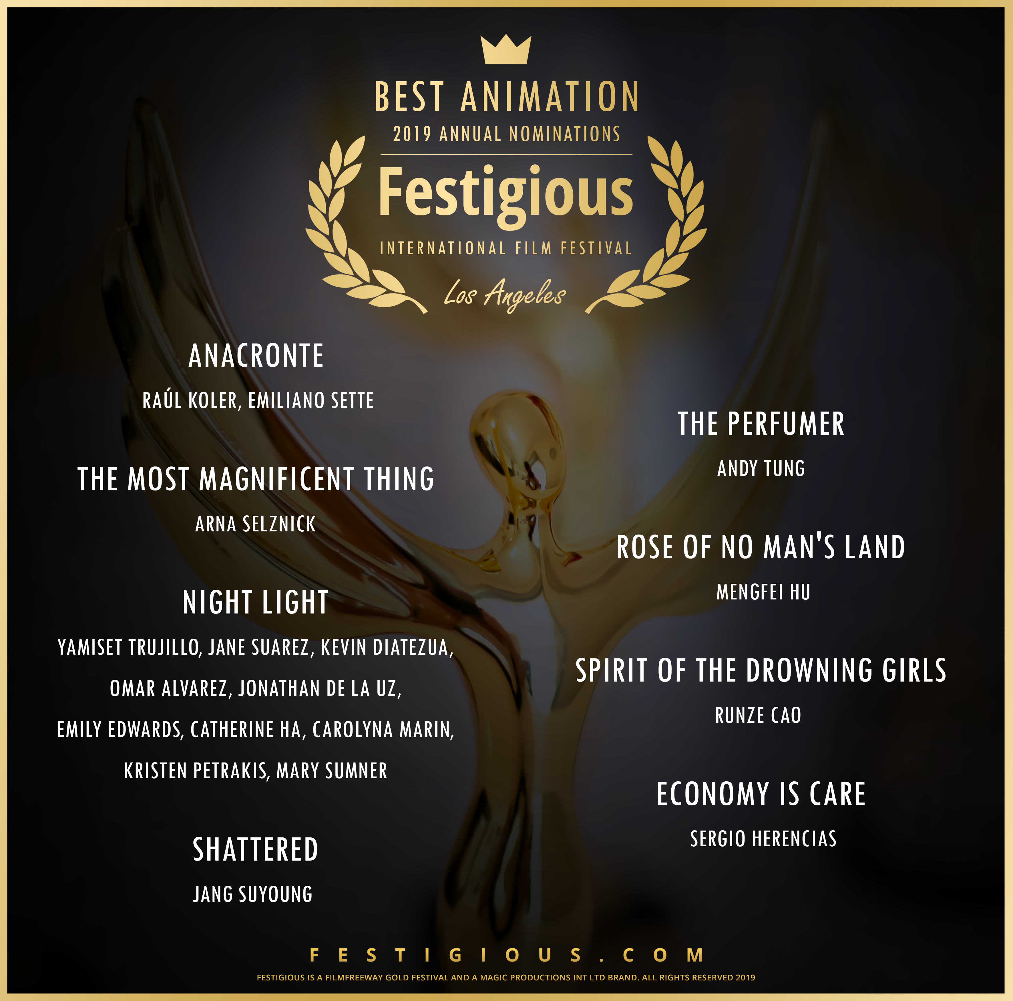 Festigious Best Animation