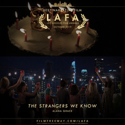 The Strangers We Know design