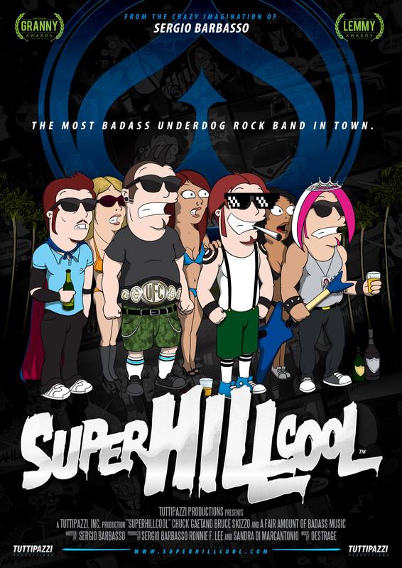 SuperHillCool