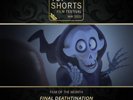 Top Shorts Winners - May 2021