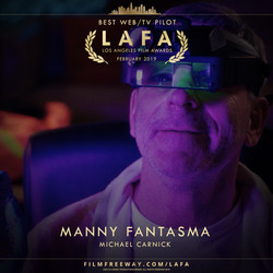MANNY FANTASMA design