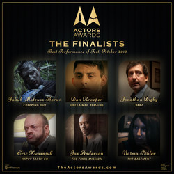 2019 10 Finalists