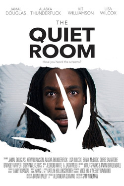 The Quiet Room Poster