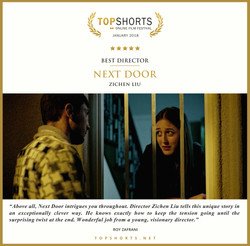 2018 01 Best Director - Next Door