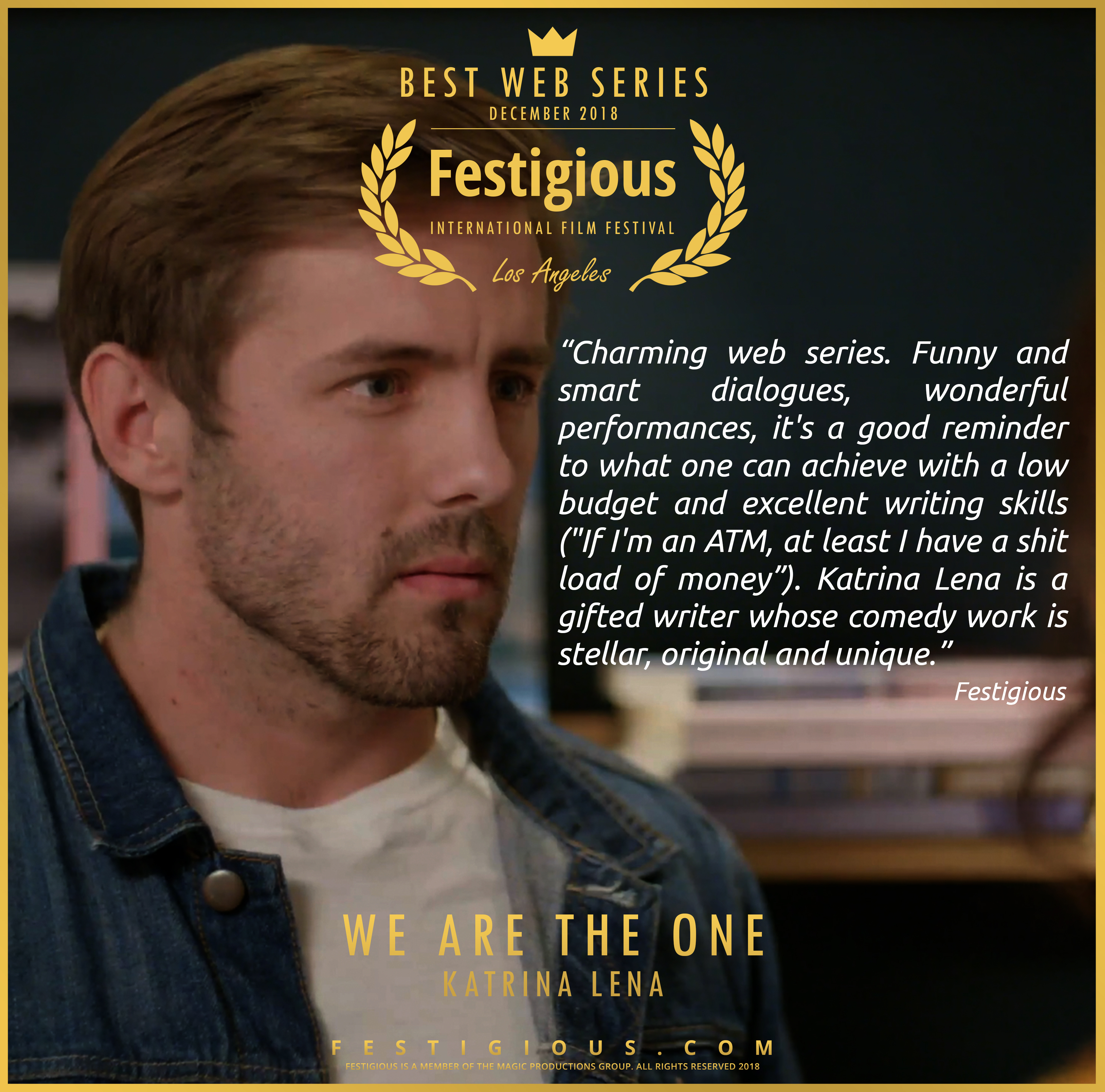 WE ARE THE ONE Review