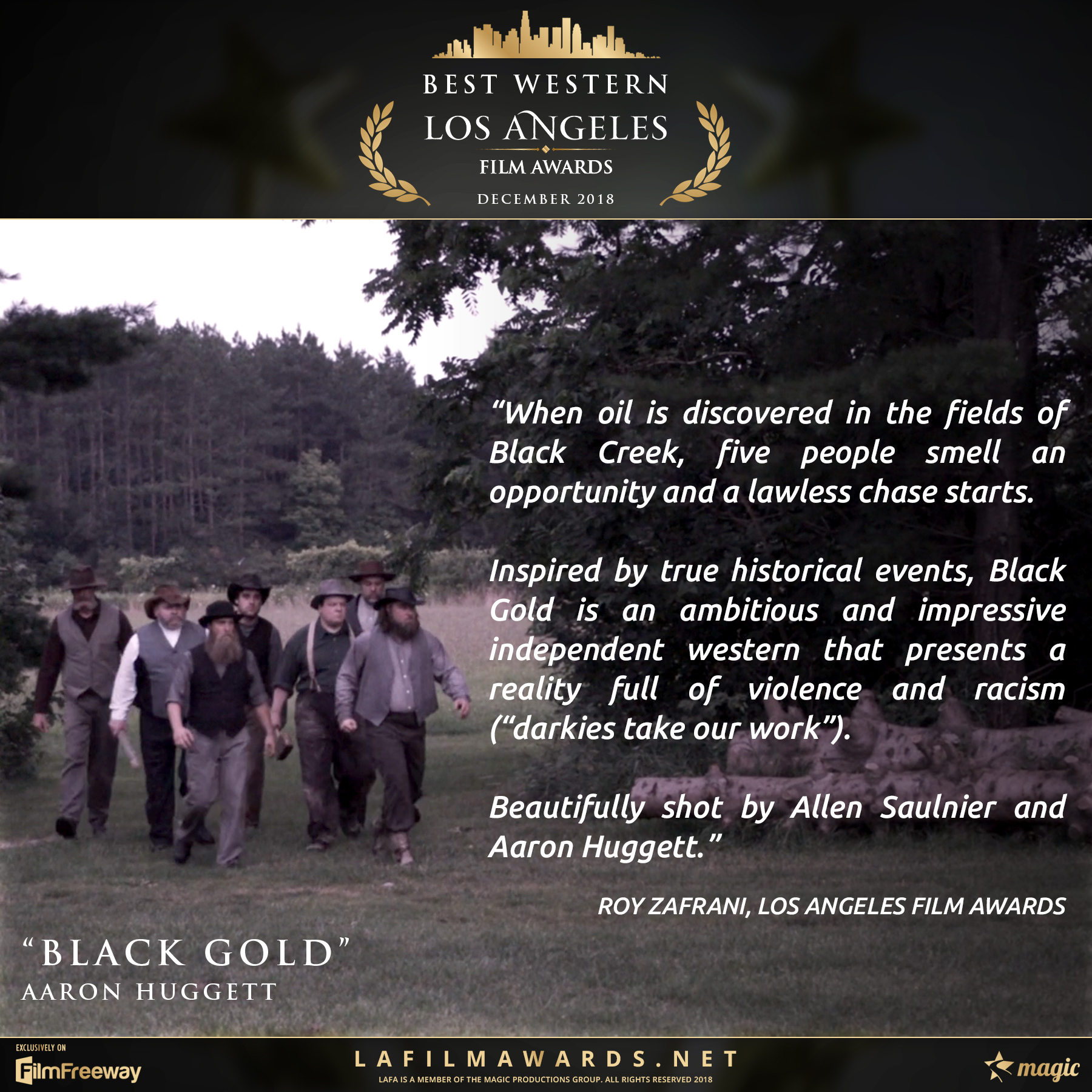 BLACK GOLD - Review