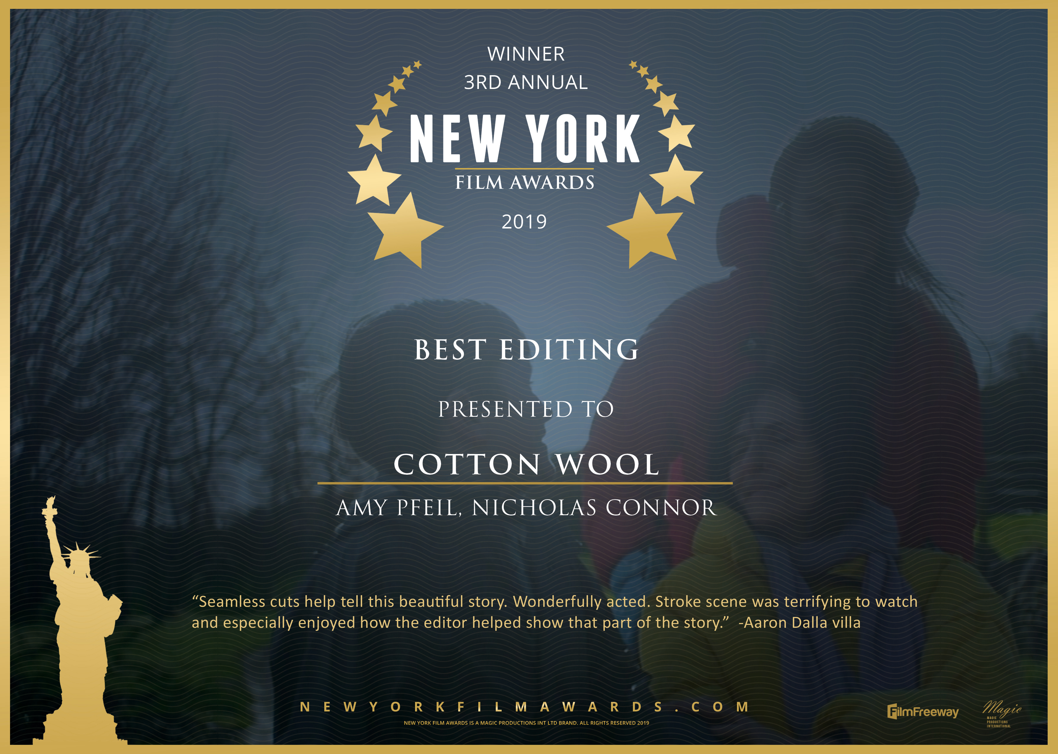 Cotton Wool 6