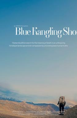 Blue Kangling Short